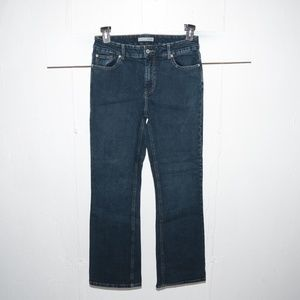 Chico's charm womens jeans size 1.5 R 9446